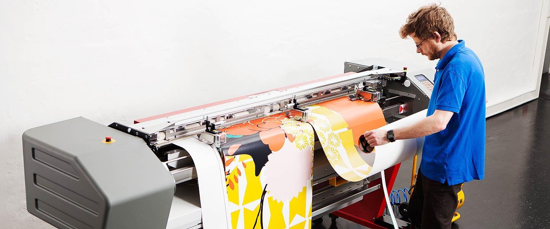 Individuelle Tapeten Drucken : Custom Design, Just-in-time und On-Demand – Digitaldruck macht es
